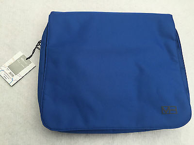 """MH Way Pronto briefcase/packpack """"17 Cobalt"""