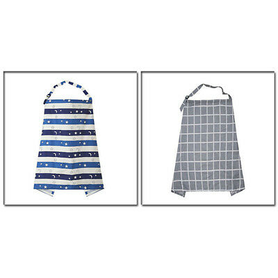 Baby Nursing Apron For Feeding Anti-Glare Cover Towel Useful Practical New HS1