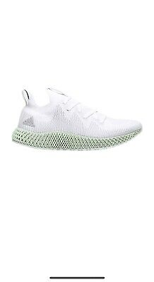 Herren-Fitness- & Laufschuhe Fitness & Jogging Alpha-Edge 4D Futurecraft Adidas Men's Size 11.5 White New w/ Tags