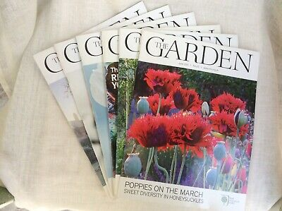 RHS The Garden Magazine 2011 - January to June