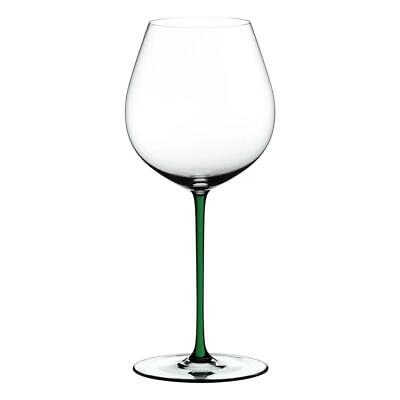 Riedel Fatto A Mano Old World Pinot Noir Green Rotweinglas Weinglas Glas 705 ml