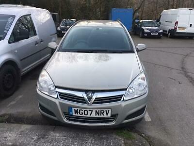Vauxhall/Opel Astra 1.7CDTi 16v ( 100ps ) 2007MY Club SPARES AND REPAIRS.