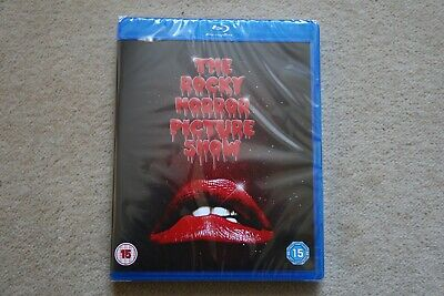 Blu-Ray The Rocky Horror Picture Show  Brand New Sealed Genuine Uk Stock