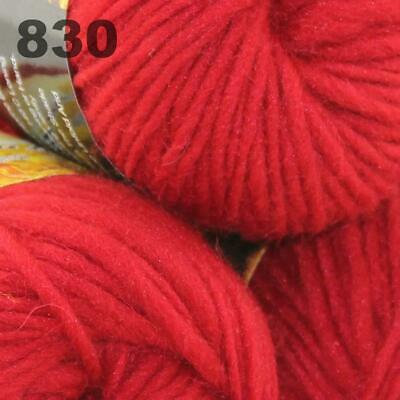 Sale Lot 3Ballsx50gr New Knitting Yarn Chunky Colorful Hand Wool Wrap Scarve 830