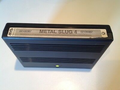 METAL SLUG 4, mvs neo geo pcb jamma original Snk, working 100%