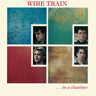 Wire Train in a chamber Expanded Edition CD 6 bonus tracks Ivan Remixes New Wave