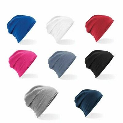 Beechfield Jersey Gorro Festival Club Style Unisex Suave Colores Cálido (B361