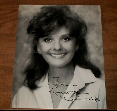 Dawn Wells Mary Ann Gilligans Island Autographed 8 X 10 Photo Signed Rescue Me