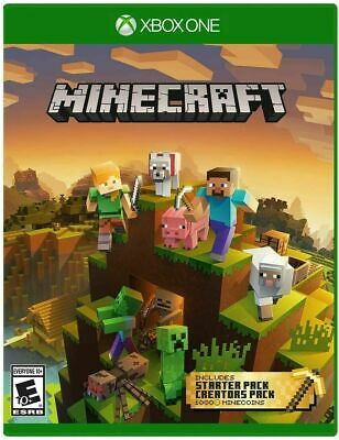 Minecraft Master Collection Xbox One Brand New Same Day Dispatch Fast & Free