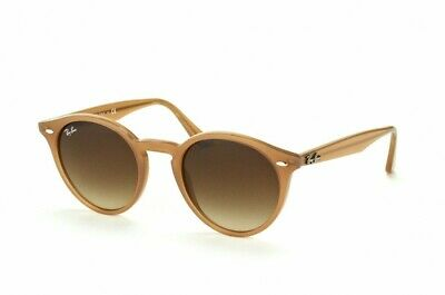 f7e6a5297a Ray Ban RB2180 616613 Light Brown Frame Brown Gradient 49mm Lens Sunglasses