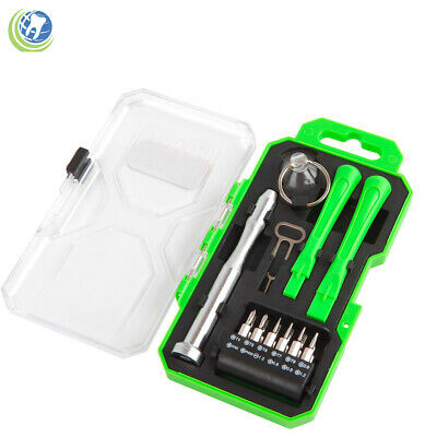 17 Piece Technical Repair Kit Professional Lab Cellphone Tablet Hobby with Case