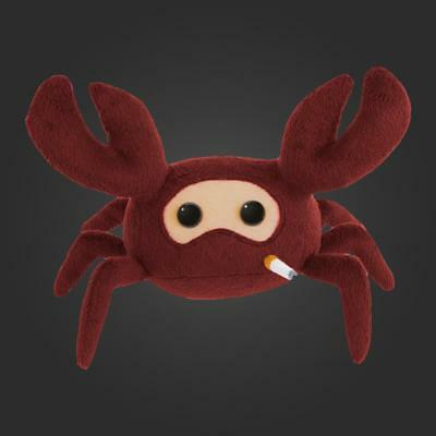 TF2 RED Team Fortress 2 Spy Crab Plush LIMITED  EDITION Spycrab Code Included