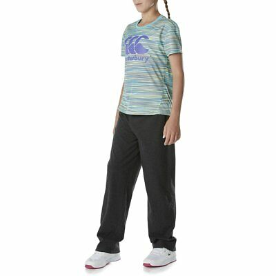 New Canterbury Kids sport bottoms/ Roll Top Loose Leg Jersey Pant/girls/soft
