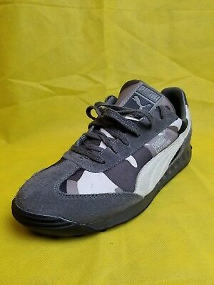 03dc0364f56 Men s Puma Trinomic XT2 Plus Camo Design Grey   White Running Shoes ...
