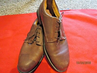 Sincere Timberland Brown Leather Oxfords Mens Casual Shoes Size 11.5 Casual Shoes