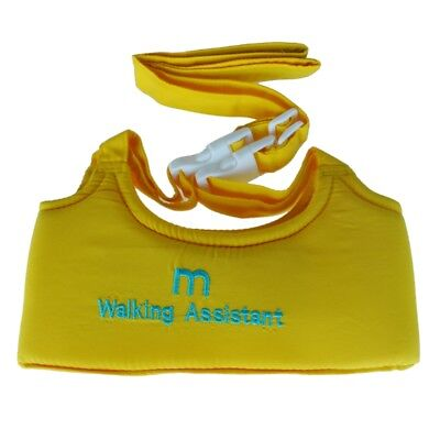 Baby Toddler Walking Assistant Learning Walk Safety Reins Harness walker Wi O5R7