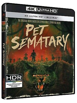 Pet Sematary (Bluray 4K) Uhd PRE ORDER