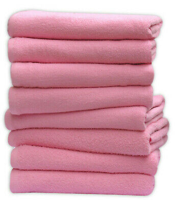 12xDARLING Premium Quality Soft Baby Terry Towelling Nappies 100% Cotton 60x60cm
