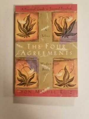 The Four Agreements Practical Guide Personal Freedom Don Miguel Ruiz Wisdom Book