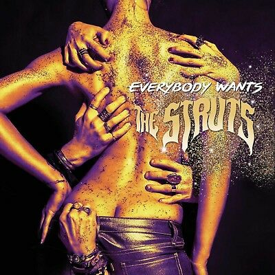 The Struts - Everybody Wants   Cd Neu