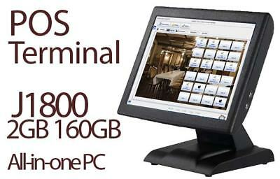 Budget POS Terminal Suitable for Restaurant POS Systems with POS Software