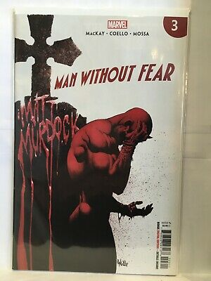 Man Without Fear (2019) #3 NM- 1st Print Marvel Comics