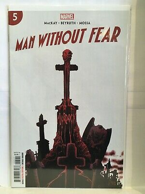 Man Without Fear (2019) #5 NM- 1st Print Marvel Comics