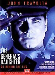 The Generals Daughter (DVD, 1999, Sensormatic) Disc Only  28-72