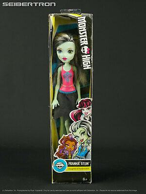 Monster High FRANKIE STEIN daughter of Frankenstein Doll Mattel NEW