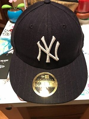 NEW TODD SNYDER x NEW ERA MENS NY YANKEES 7 1 4 ABRAHAM MOON NAVY ... fec516789812
