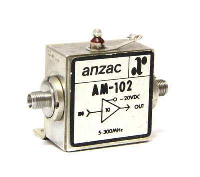 Anzac Am-102 Amplificateur / E 0355