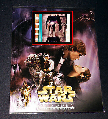 Fotograma film cell 35mm Star Wars El imperio contraataca Empire Strikes Back