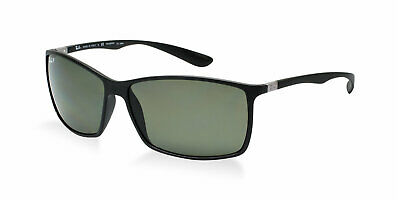 facea66635d NEW RAY BAN Rb 4179 601S 9A Sunglasses Rb4179 Rayban Matte Black ...
