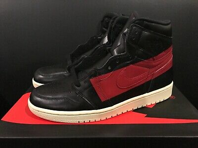Nike Air Jordan 1 Retro High OG Defiant Couture 8-13 Black Red Bred BQ6682 30eb82f6a