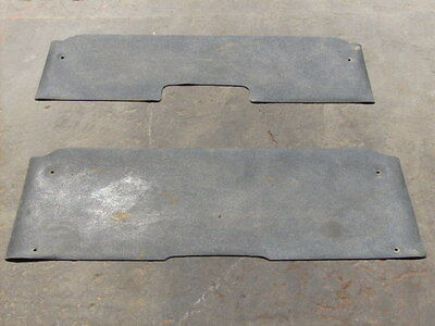 front and rear floor mats 2002 Ford Think Neighbor