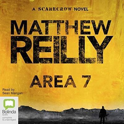 Area 7 By Matthew Reilly  - Audiobook