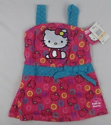 Hello Kitty Girls Dress size 2