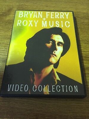 Bryan Ferry and Roxy Music - Video Collection (DVD, 2002)