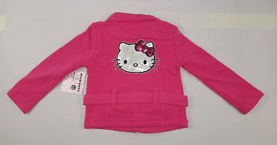 Hello Kitty Baby Girls Belted Jacket size 2