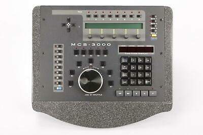 JLCooper Electronics MCS-3000 Media Command Control Machine Remote #35693