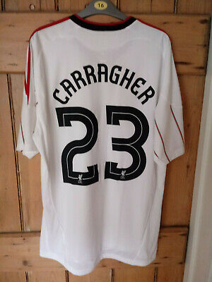 777b9f8f1 Liverpool f.c Away Shirt 10 11 mens size Large excellent condition Carragher