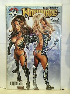 Witchblade #116 Horn Cover VF/NM 1st Print Top Cow Comics
