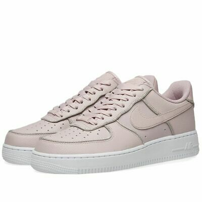 Women's Nike Air Force 1 Low Particle Rose & White Trainers At0073-600