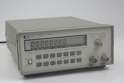 HP 5385A Frequency Counter 10HZ to 1GHZ used #10