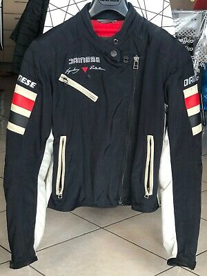 new style 8eb3d 7788b GIACCA MOTO DONNA Dainese Taglia S Type A