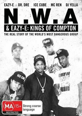 N.W.A. and Eazy-E - Kings Of Compton DVD : NEW
