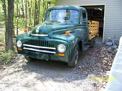 International Harvester: Other 3/4 ton 1950 international pickup