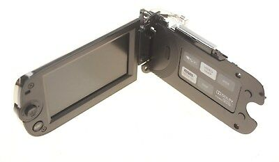 Canon Camcorder Legria Hfr16 Black Right Cover With Lcd Screen New