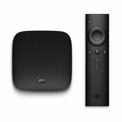 Xiaomi Mi Box International Version 4K Ultra HD HDR Android 6 MDZ-16-AB 2GB 8GB