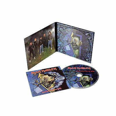IRON MAIDEN No Prayer For The Dying (Remastered) Digipack CD (29th MAR.19)-JUDAS